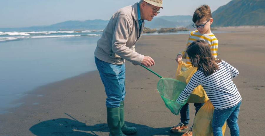 Simple ways to keep beaches clean