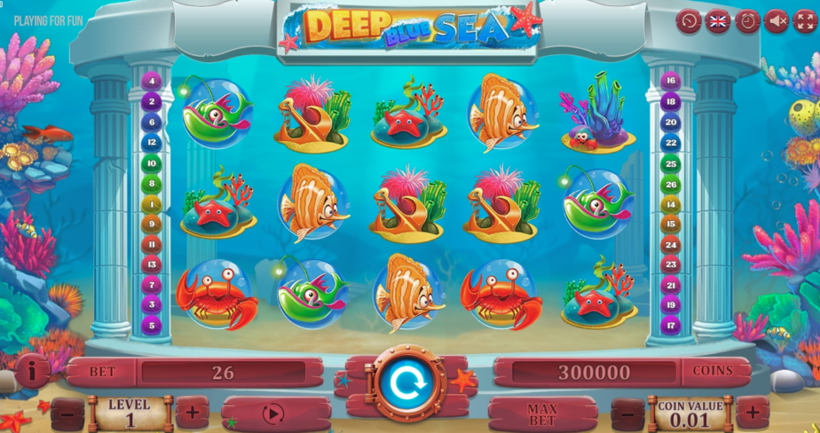 Best ocean themed slots